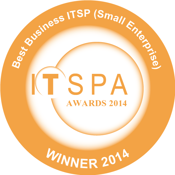 ITSPA Award Winner of 2014