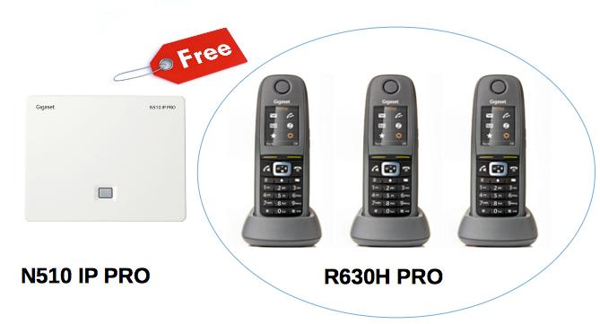 Gigaset N510 Pro Offer